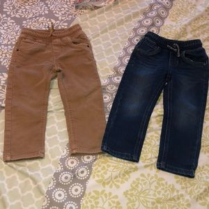 Cat & Jack Boys Jeans/Khakis Bundle
